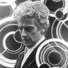 kaffyr: Twelve in black and white w/Gallifreyan symbols (Twelve in Gallifreyan)