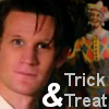kickair8p: 11th Doctor, Trick & Treat (11Trick&Treat)