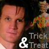 kickair8p: 11th Doctor, Trick & Treat (11Trick&Treat)