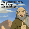 traumatraumafuck: I'm General Iroh and I approve this message (+1)
