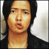 jona: Yamapi of NEWS making a 'um, what?' face (JE - Yamapi knutschig)