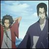 tangeriner: (samurai champloo: mugen and jin)