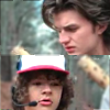 sholio: Steve and Dustin from Stranger Things (StrangerThings-SteveDustin)