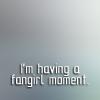 jadesfire: [text] I'm having a fangirl moment (Fangirl moment)