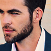 kayim: (Actor: Chris Pine)