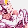 asgardians: (Gale/Ceilo » Doki Doki)