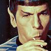 oshiihana: (Spock, Trek)