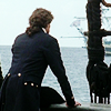 captainhornblower: (Staring at the sea)