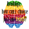 evalangui: readingz: choose 1 truth (1 truth)