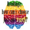 evalangui: readingz: choose 1 truth (1 truth)