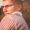 lokifan: smiling Ignis, out of fatigues (Ignis: smile)