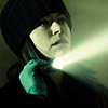 lokifan: Sarah Manning with a torch (Sarah: bring it to light)