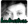 "lokifan: Minerva McGonagall, text ""headmistress"" (Minerva: headmistress)"