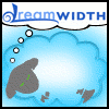 """automaticdoor: the <user name=""""dreamsheep""""> rendered in glowing electric blue (dreamwidth electric sheep)"""