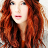 impactings: Ebba Zingmark being a pretty redhead. (10)