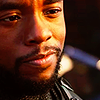 such_heights: t'challa smiling in black panther (mcu: t'challa)