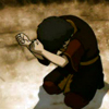 shameless2shoes: Zuko, kneeling, wrists held out to be willingly tied up (Take Zuko as your prisoner (AvatarTLA))