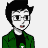 fireflyheir: John talksprite 'huh, really?' (>huh)