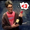 jamapanama: Rachel and booze love each other (Default)