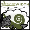 rhi: a dreamsheep with a curled fern (koru) and tattooed face (moko) (NZ dreamsheep)