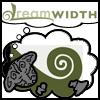 rhi: a dreamsheep with a curled fern (koru) and tattooed face (moko) (NZ dreamsheep)