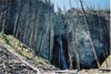 yellowvalley: picture of a waterfall in yellowstone (falls)