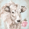 wallace_trust: Cow eating a rose (Rose Cow)