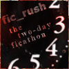 fic_rush: (red clock icon)