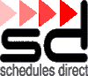 mythtv: Schedules Direct logo (schedules)
