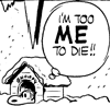 demiurgent: (Too ME to Die!)