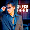 redcirce: Tenth Doctor: superdork (superdork!)