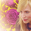 green: parker with a rose background (leverage: parker roses)