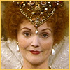 sphinxfictorian: Queen Elizabeth from Blackadder Back and Forth, played by Miranda Richardson (queen bess)