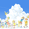 lilcrickee: (Carefree Digimon)