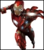 pole_dancer: Iron Man (Iron Man)
