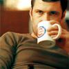 heirofgryffindor: (Tony: Cubs Mug)