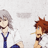 heirofgryffindor: (Riku & Sora)