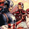 navaan: (Marvel Steve/Tony Cap and IronMan planni)