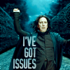 shaddyr: Snape - I've got issues (issues)