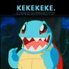 eklyyps: (pokémon → evil squirtle.)