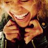 wishfulclicking: antonia thomas smiling (antonia thomas smile)