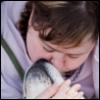 ravnsdaughter: (me kissing Cody)