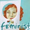 rubykatewriting: (Image: Feminist)