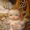 mythworker: Baby Cernunnos! (baby_cernunnos)