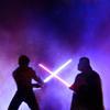 spud66cat: (Star Wars-saber clash)