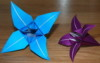 sectioneightentertainment: (origami lilies)