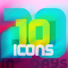 icons10in20: (created by tinny, community icon) (Default)