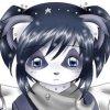 astudyinpanda: A sad anime panda in a kimono (Default)