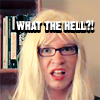 toxic_corn: Kelly wants to know WHAT THE HELL? (kelly: what the hell?)