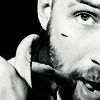 nadya: (tom hardy (black and white))